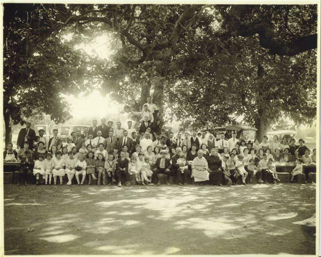 Sanfilippo Baptism Party