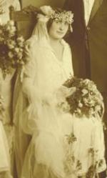 Grandma Angie's Wedding 10-12-1924